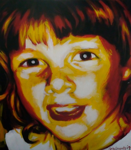 Do you Remember?, 2009, acrylic on canvas