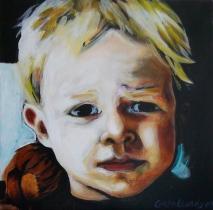 Howie IV, 2009, acrylic on canvas