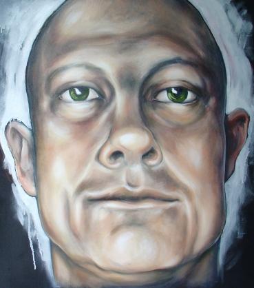 untitled, 2009, acrylic on canvas