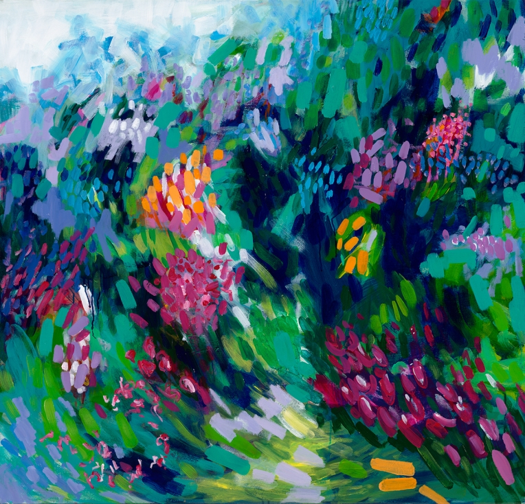 Spring Rush (In my Secret Garden series)