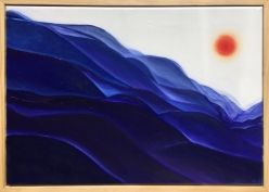 'Forever Land III' (2017), oil on canvas