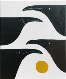 Four Ravens (souls sistas fly together)