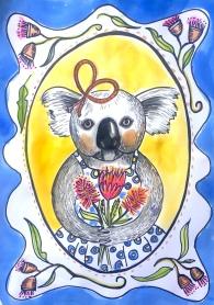 Aust Koala complete